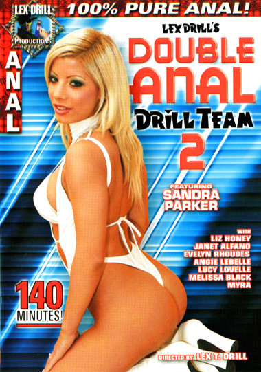 Double Anal Drill Team #2
