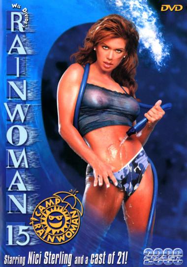 RAIN WOMAN #15
