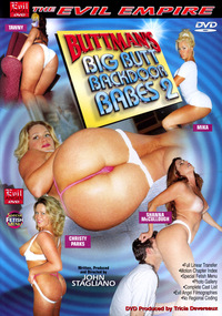 Buttman's Big Butt Backdoor Babes #2