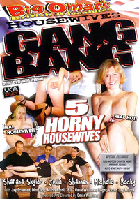 Big Omar's British Adventures: Housewives Gang Bang