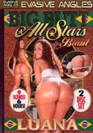 Big Butt All Stars Brazil: Luana