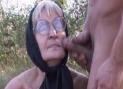 Hey My Grandma Is A Whore #21, Scene 3