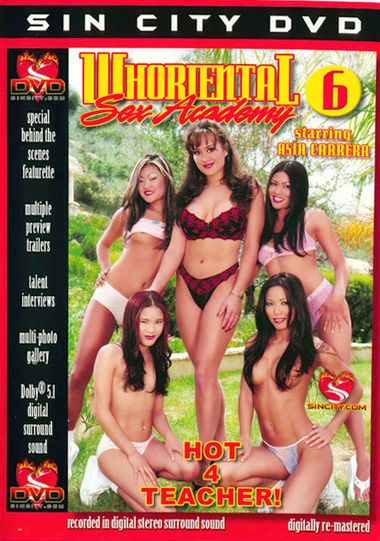 WHORIENTAL SEX ACADEMY #6