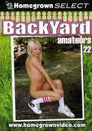 Backyard Amateurs #22