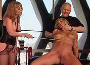 Nina Hartley's Private Sessions #13, Scene 3