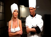 Top Heavy Chef, Scene 1