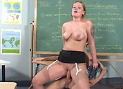 Big Boob Teachers, Scene 4