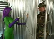 Porn Stars From Mars, Scene 4