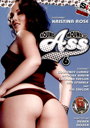 ROUND MOUND OF ASS #6