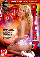 Anal Driller #7