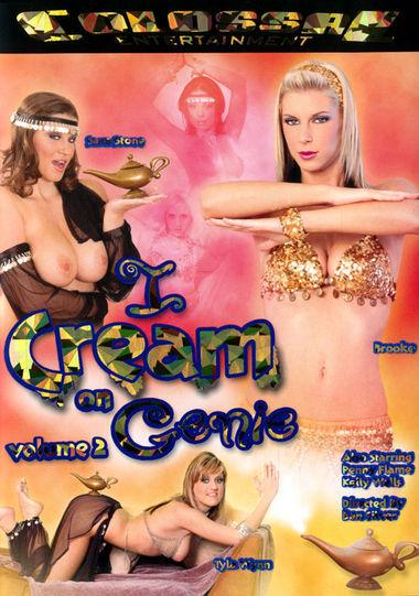 I CREAM ON GENIE #2