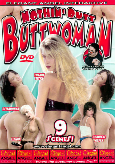NOTHIN' BUTT BUTTWOMAN