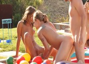Insane Summer Swingers, Scene 2