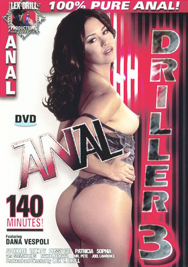 ANAL DRILLER #3