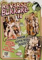 Reverse Bukkake #10